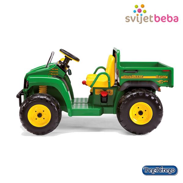 Traktor na akumulator | Auti na akumulator John Deere Gator Hpx