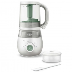 Avent - Philips Avent Mikser + kuhalo set 4u1