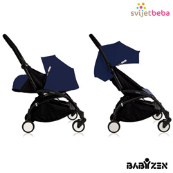 Babyzen - Babyzen Yoyo 0+ Air France/Black