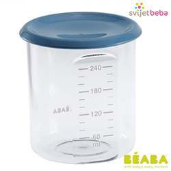 Beaba - Beaba Posuda 240ml - Blue