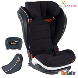 BeSafe - iZi Flex Fix iSize - Black Cab (64)