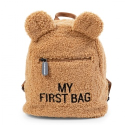 AKCIJA - Childhome My First Bag -Teddy Beige