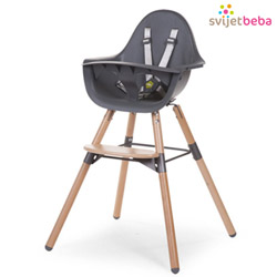 ChildHome - Childhome Evolu2 - Anthracite/Natural