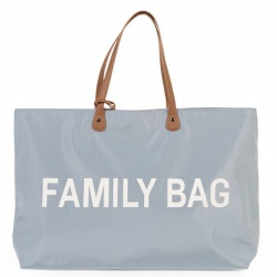 ChildHome - Torbe i Ruksaci - Childhome Family Bag - Light Grey