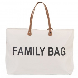 ChildHome - Torbe i Ruksaci - Childhome Family Bag - Off White