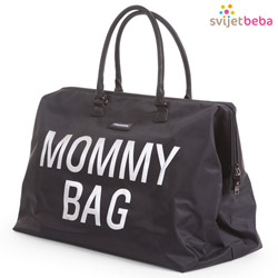 Torbe - ChildHome - Childhome torbe - Mommy Bag - Black