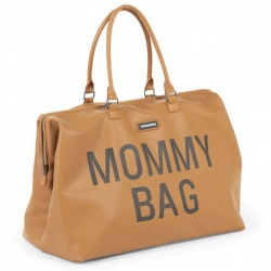 ChildHome - Childhome Mommy Bag - Leatherlook Brown
