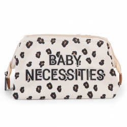 ChildHome - Childhome Baby Necessities - Canvas Leopard