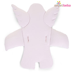 Hranjenje - Dodaci - Child Home - Angel Old Pink