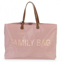 ChildHome - Torbe i Ruksaci - Childhome Family Bag - Pink