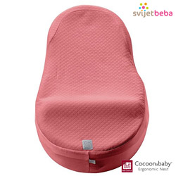 Dječja soba | Cocoonababy | Cocoonababy plahta - Coral