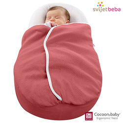 Dodaci - Cocoonababy - Cocoonababy - Cocoonababy poplun - Coral