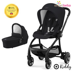 AKCIJA - Kiddy Evostar Light - Mystic Black