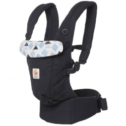 Ergobaby | Ergobaby Adapt | Ergobaby Adapt - Triple Triangles