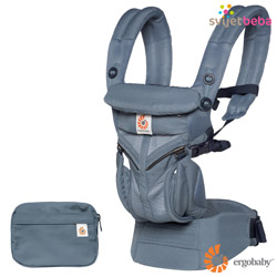 Ergobaby - Ergobaby Omni 360 Cool Air - Oxford plava