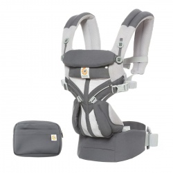 Ergobaby | Omni 360 | Ergobaby Omni 360 Cool Air - Carbon Grey