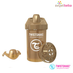 Pribor za jelo i piće - Hranjenje - Sippy Cups - Crawler Cup 300ml, 8+mj - Pearl Copper LIMITED