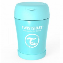 AKCIJA - Twistshake Termo posuda 350ml - Blue