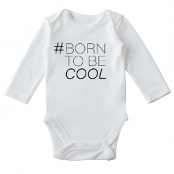 Ideje za poklone - Razno - Bodi sa natpisom - Born to be cool