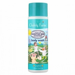 Ideje za poklone - Kozmetika - Childs Farm gel za pranje, 250 ml - Grapefruit