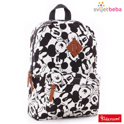 Ideje za poklone | Dječji ruksak | Disney My Little Bag Mickey White (088-8335-WH)