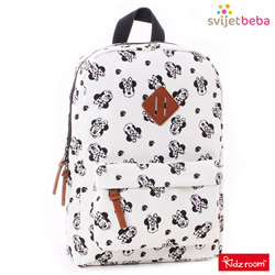 Ideje za poklone | Dječji ruksak | Disney My Little Bag Minnie White (088-8336-WHITE)