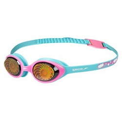 AKCIJA | More i bazen | Speedo Illusion 3D naočale - Pink/Blue, 6-14 god