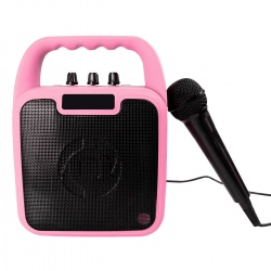 Ideje za poklone - Celly Karaoke set - Rozi