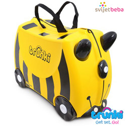 Trunki - Trunki kofer - Bernard Bumble Bee