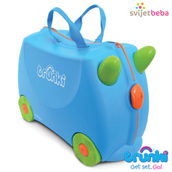 Trunki - Trunki kofer - Terrance Blue