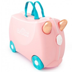 Trunki - Trunki kofer - Flamingo Flossi