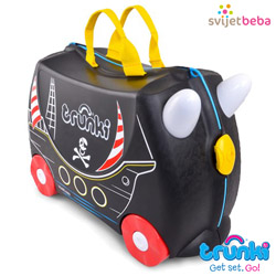 Trunki | Trunki koferi | Trunki kofer - Pirate Ship Pedro