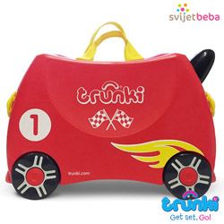 Trunki - Trunki - Race Car Rocco