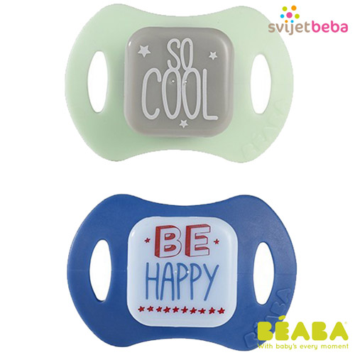 Beaba | Dude varalice | Beaba So Cool - Be Happy, 0-6mj