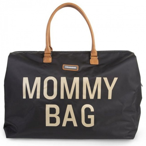 ChildHome | Mommy Bag | Mommy Bag - Black Gold