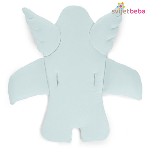 ChildHome | Univerzalni umetak | Childhome - Angel Mint Blue