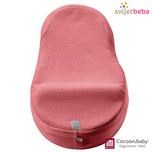 Cocoonababy | Plahte | Cocoonababy plahta - Coral