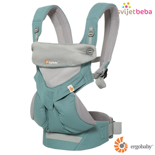 Ergobaby | Ergobaby Original 360 | Cool Air - Icy Mint