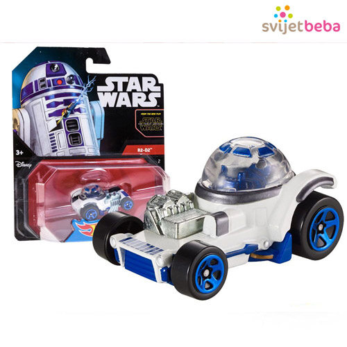 IGRAČKE | Hot Wheels Star Wars auti | Hot Wheels Star Wars auto - R2-D2