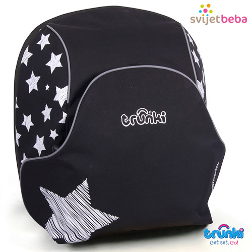 Trunki | Boostapak Booster+Ruksak | BoostApak - Star